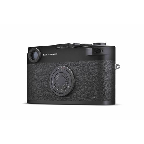 Leica M10-D, black chrome finish