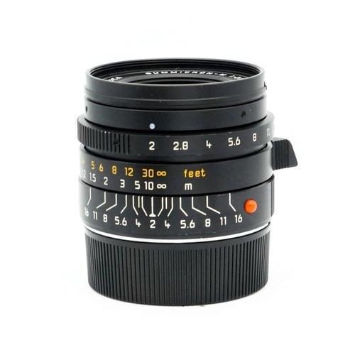 Leica 28mm f/2.0 Summicron M ASPH