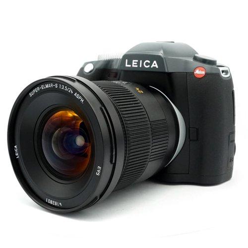 Leica Leica S-E + 24mm f/3.5 Super-Elmar S ASPH