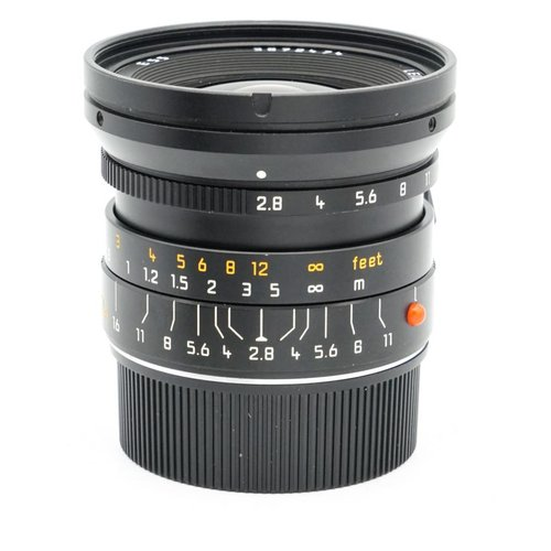 Leica 21mm f/2.8 Elmarit M 6BIT