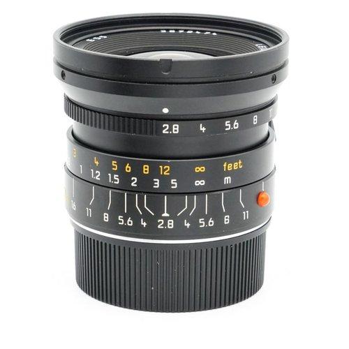 Leica 24mm f/2.8 Elmarit M 6BIT