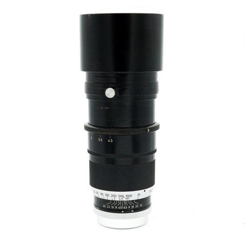 Leica 20cm (200mm) f/4.5 Telyt