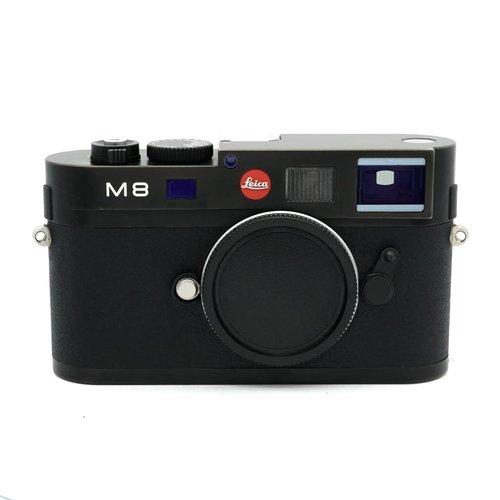Leica M8, Black Chrome