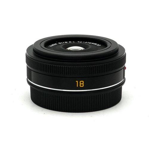 Leica 18mm f/2.8 Elmarit-TL ASPH