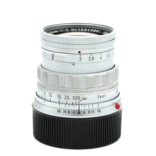 Leica 5cm (50mm) f/2.0 Summicron