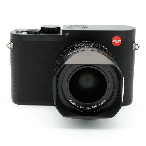 Leica Q (typ 116), Black
