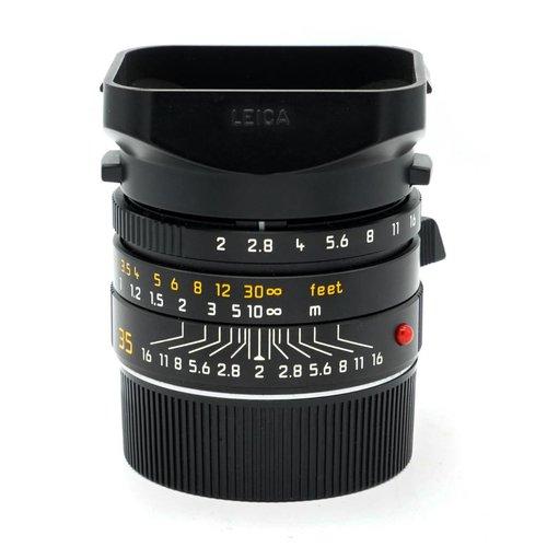 Leica 35mm f/2.0 Summicron ASPH 6BIT