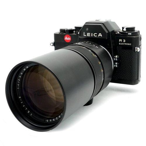 Leica 250mm f/4.0 Telyet R