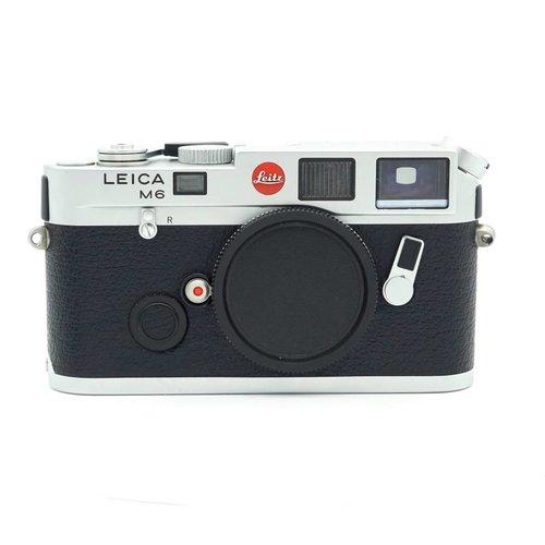 Leica M6 'Classic' Silver Chrome