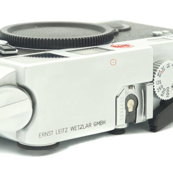 M6 'Classic' Silver Chrome