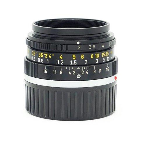 Leica 35mm f/2.0 Summicron Mk3