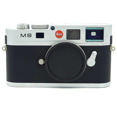 Leica M8 Silver Chrome