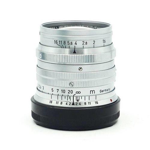 Leica 5cm (50mm) f/1.5 Summarit