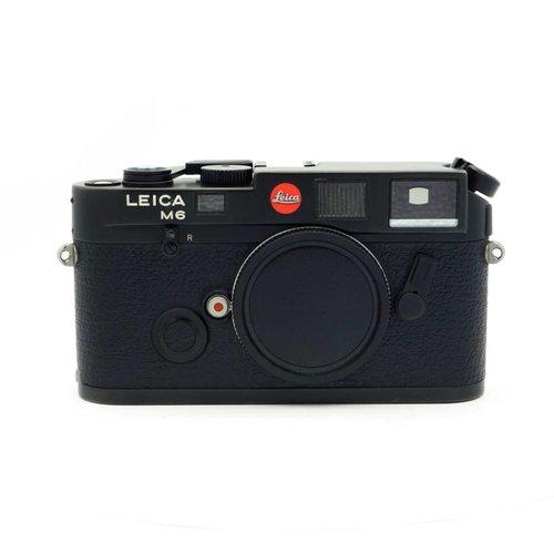 Leica M6 Black Chrome