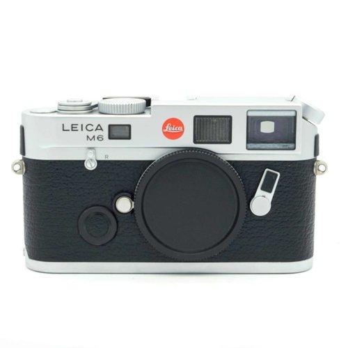 Leica M6 TTL Silver Chrome 0.72