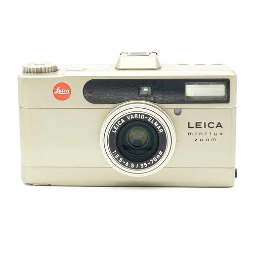 Leica Minilux  Zoom + Remote