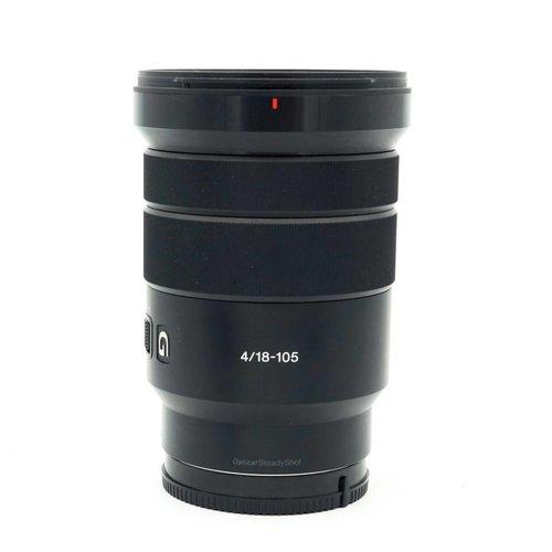 Sony EPZ 18-105 f/4.0 G OSS x663