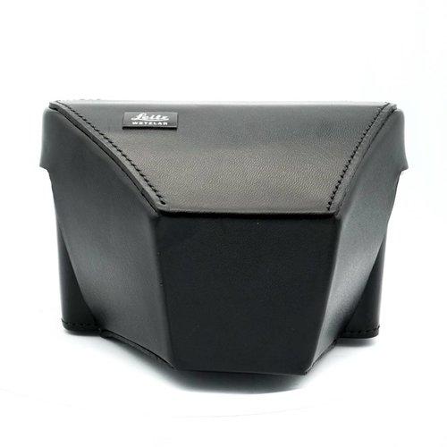 Leica M4 Hard Case, Black Leather