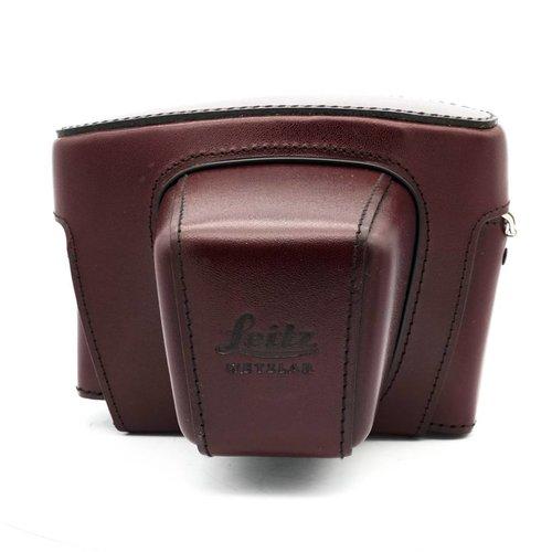Leica SL2 Hard Case, Burgundy Leather