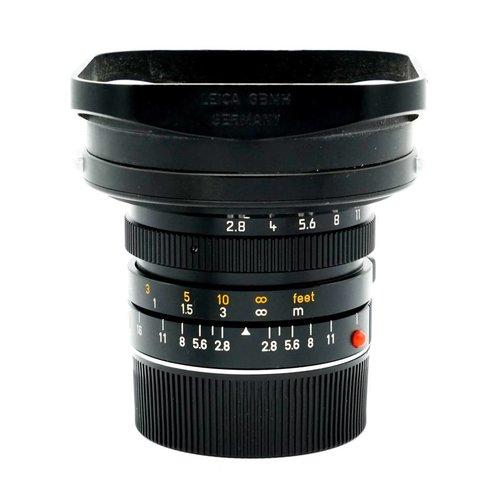 Leica 21mm f/2.8 Elmarit c/w Finder