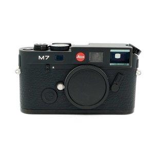 Leica M7(0.72)Black Chrome