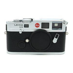 Leica M6 TTL (0.85) Silver Chrome