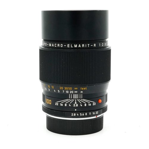 Leica 100MM F/2.8 Macro Elmarit R