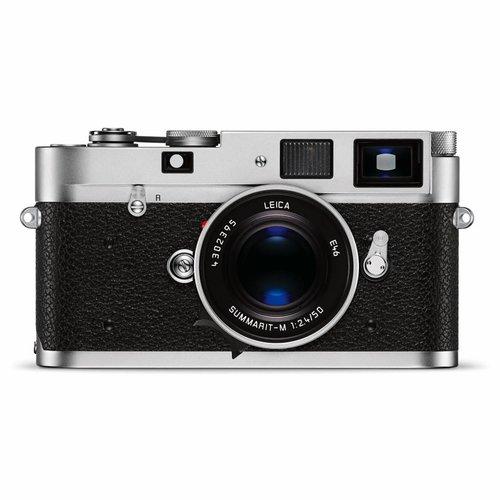 Leica M-A (Typ 127), silver chrome finish