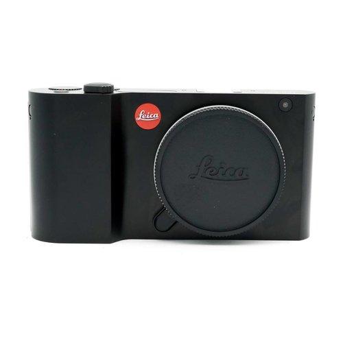 Leica TL, Black Anodized Finish