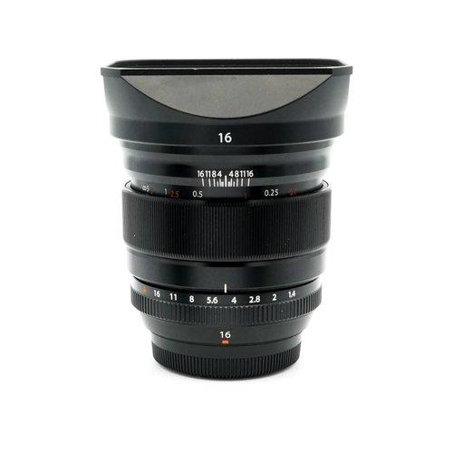 Fuji XF 16mm f/1.4 x712