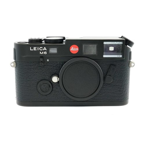 Leica M6 TTL(0.58)Black Chrome