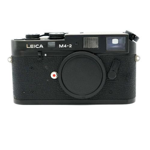 Leica M4-2 Black Chrome