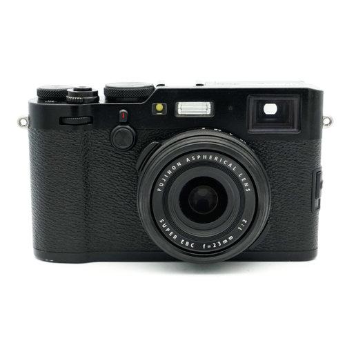 Fuji X100F Black