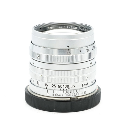Leica 50mm f/1.5 Summarit x754
