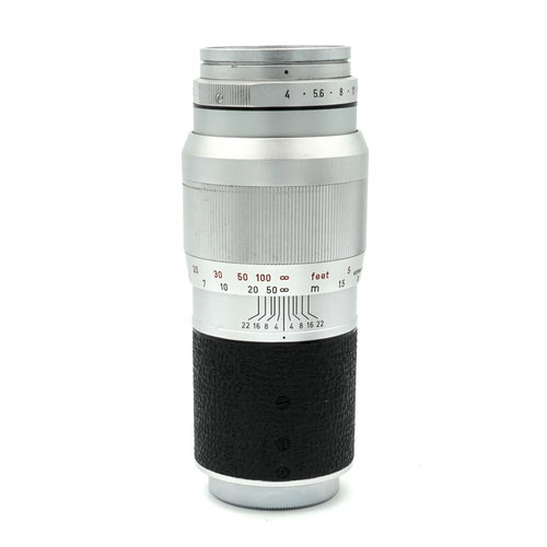 Leica 135mm f/4.0 Elmar
