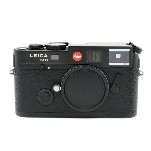 Leica M6 TTL (0.58) Black Chrome