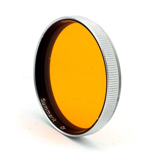 Leica Summarit Orange Filter