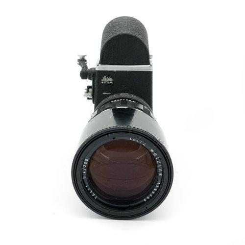 Leica Visoflex 2 + 200mm f/4.0