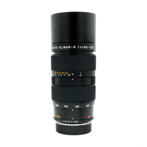 Leica 80-200mm f/4.0 Vario Elmar R