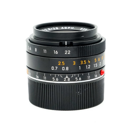 Leica 28mm f/2.8 Elmarit ASPH 6BIT