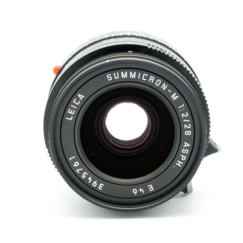 Leica 28mm f/2 Summicron ASPH