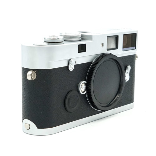 Leica MP, Silver Chrome x0.72