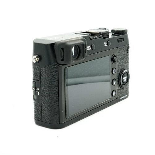 Fuji X 100F Black + Case x787