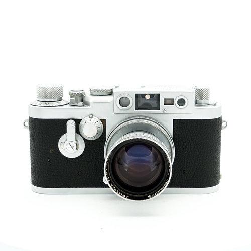 Leica IIIg (3g) + 5cm (50mm) f/2 Summitar