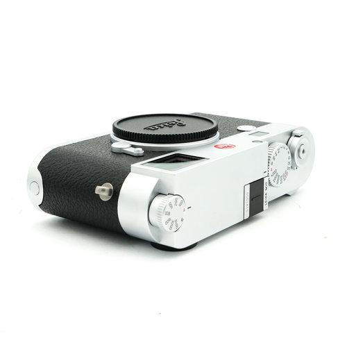 Leica M10 Silver Chrome