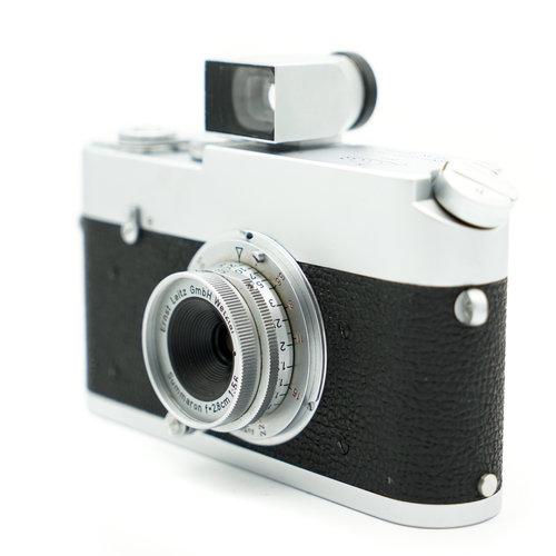 Leica MDa Silver