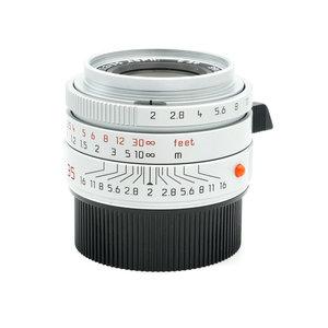 Leica 35mm f/2.0 Summicron ASPH Chrome