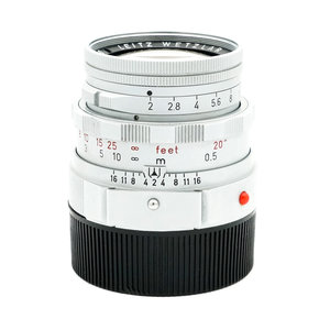 Leica 50mm f/2 Summicron Close Focus