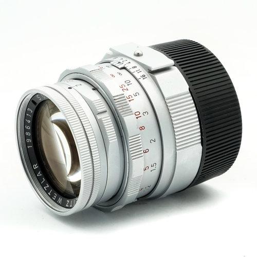 Leica 50mm f/2 Summicron Close Focus