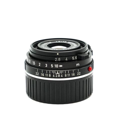 Leica 40mm f/2.8 Elmarit C (Prototype)
